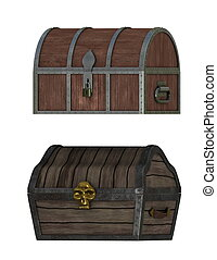treasure chest - image of treasure chest
