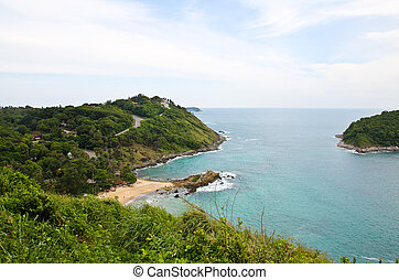 Yanui Beach is a quiet little cove located between Nai Harn...