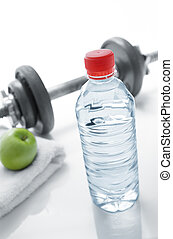healthy living - water is the main element of healthy living