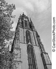Frankfurt Cathedral - Frankfurter Dom Cathedral in...