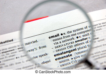 Definition of email