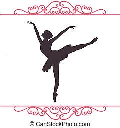Ballerian - ballerian body ballet pink