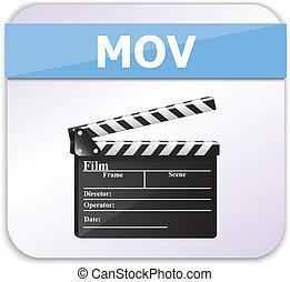 MOV Icon