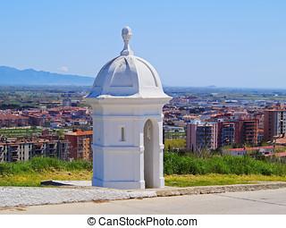 Sant Ferran Castle in Figueres, Spain - The Sant Ferran...
