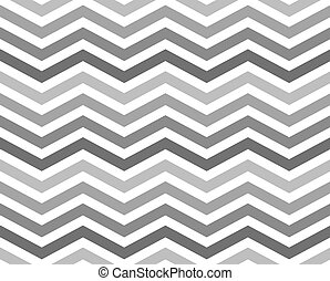 Gray Zigzag Pattern Background that is seamless and repeats