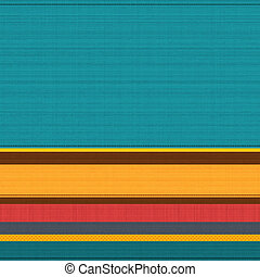 Striped Coloured Textile Background Pattern