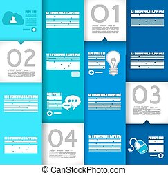 Infographics concept to display your data - Infographics...