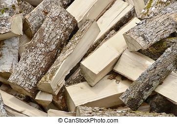 cortado, madera