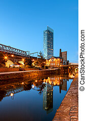 castlefiled beetham tower - Beetham tower the tallest...