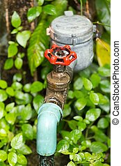 Water supply - the small construction water supply