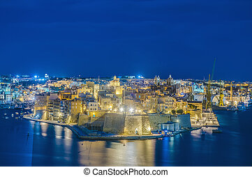 Fort Saint Michael in Senglea, Malta - Fort Saint Michael in...