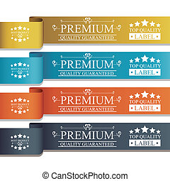 premium design over white background vector illustration