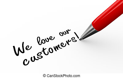 3d pen writing we love our customers