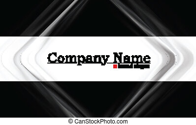 Concept hi-tech business background. Vector template eps 10