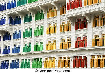 Heritage Windows, Singapore