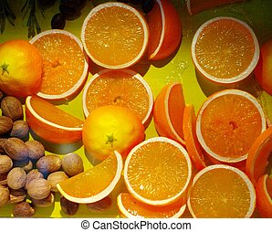 Faux Oranges - A collection of fake oranges