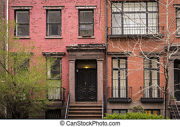Classic old New York City apartment - Classic old apartment...