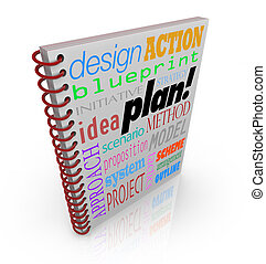 Plan Strategy Book Cover Business Planning - A book cover...