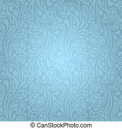 Water splash seamless waves abstract pattern
