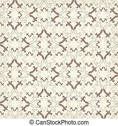 Abstract beige models wallpaper