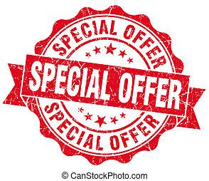 Special Offer Grunge Stamp