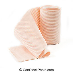 Medical bandage roll ,Elastic bandage