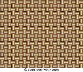 Vector Wicker Pattern
