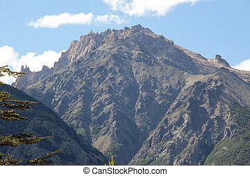 Bariloche, Argentina - Andes mountains in Bariloche,...