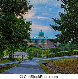 Putrajaya Cityscape