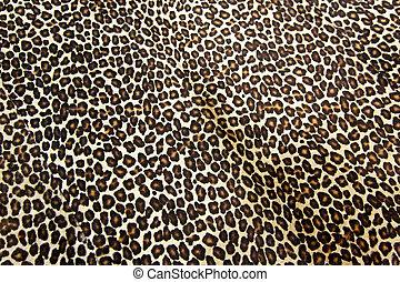 Leopardo, Plano de fondo