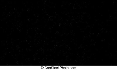 Twinkling stars - Realistic Animation of Twinkling stars,...