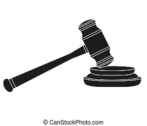 Clip Art Gavel Clip Art gavel illustrations and clipart 6336 royalty free on white background clipartby