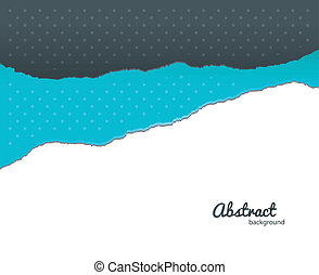 Paper background - Vector illustration of Paper background