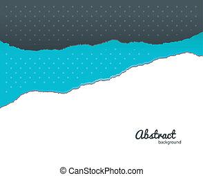 Paper background - Vector illustration of Paper background