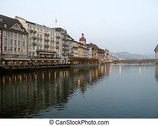 Luzern in Switzerland