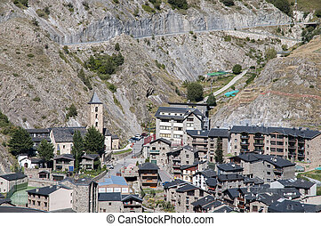 People of Canillo in Andorra La Vella - People in Andorra La...