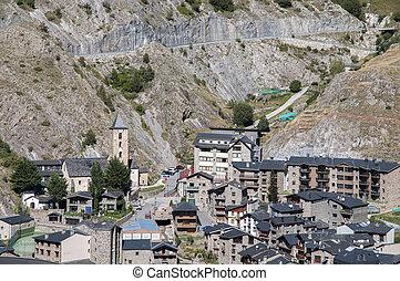 People of Canillo in Andorra La Vella - People in Andorra La...