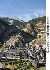 People Canillo in Andorra La Vella - People in Andorra La...