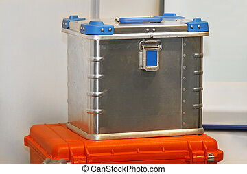 Aluminium box - Heavy duty waterproof aluminium strong box