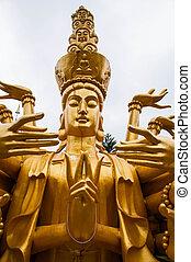 Buddha, mano