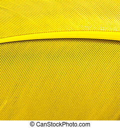 Bird feather texture - Yellow bird feather texture for...