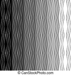 Abstract background, pattern in grey tones
