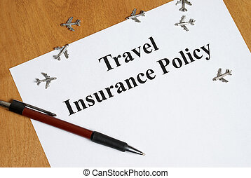 Travel Insurance - Peace of mind comes with the purchase of...
