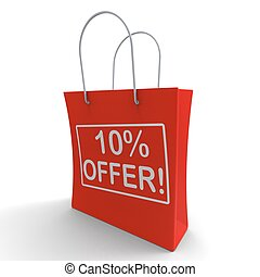 Ten Percent Off Shows Special Offer