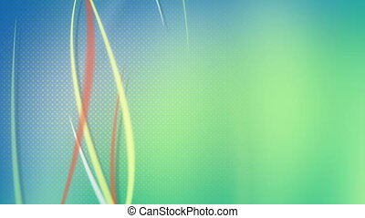 loopable motion abstract background