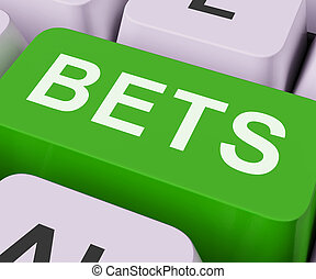Bets Key Shows Online Or Internet Gambling