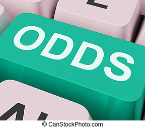 Odds Key Shows Online Chance Or Gambling
