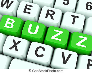 Buzz Key Shows Awareness Exposure And Visibility - Buzz Key...