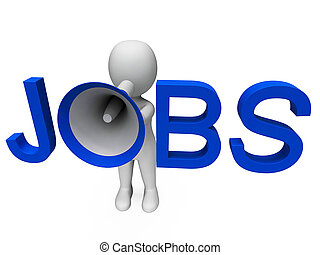Jobs Hailer Shows Job Ads Recruitment And Vacancies - Jobs...
