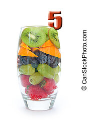 Five a day